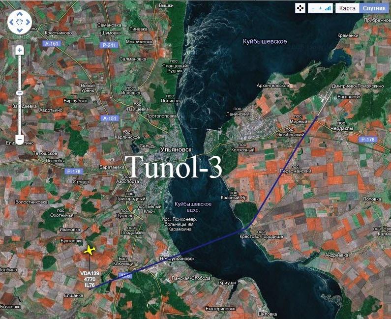 TUNOL-3, BASAD-3