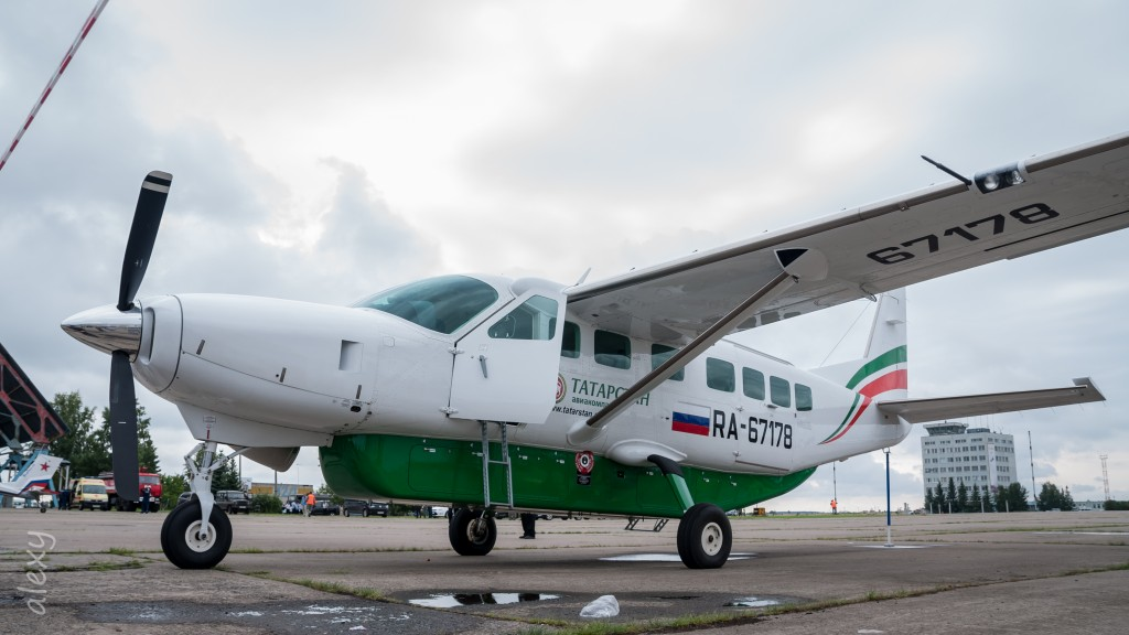 "Авиакомпания ""Татарстан"" и Cessna 208B Grand Caravan. RA-67178"