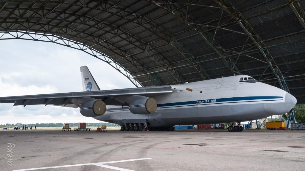 RA-82013, Антонов Ан-124-100, Россия (СССР) - ВВС, 224ЛО